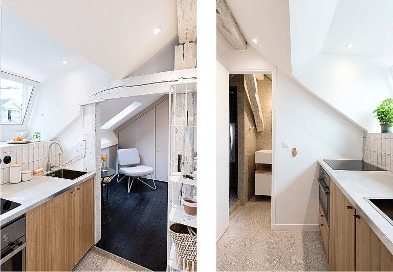 Cucine per mansarde basse cucina in mansarda foto jpg - Cucine per mansarde ...