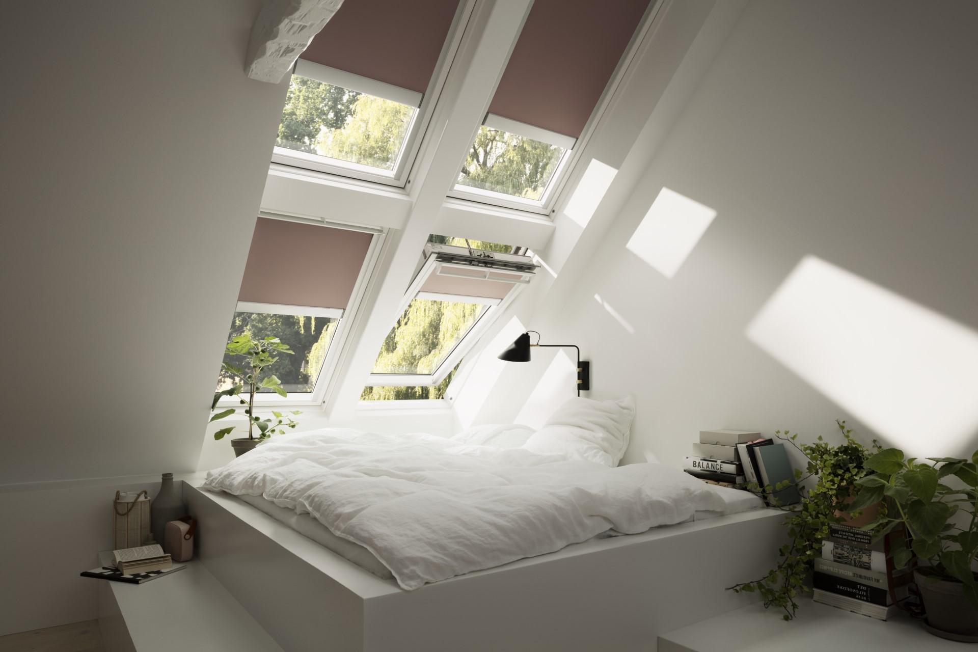 Camera da letto arieggiata for Crea la tua camera da letto