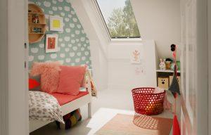 camera con tende esterne