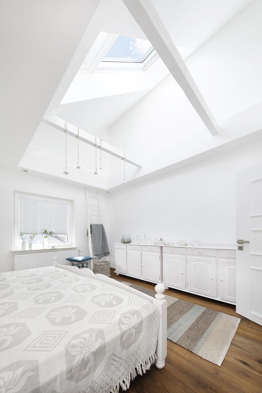 Perch serve la luce naturale in camera da letto - Luce camera da letto ...