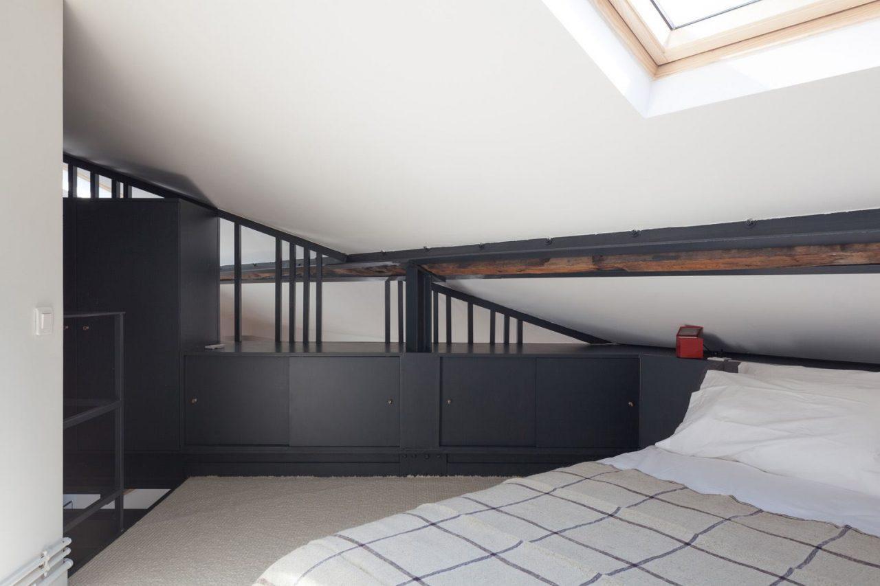 Soppalco in mansarda foto immagini e idee - Camera da letto soppalco ...