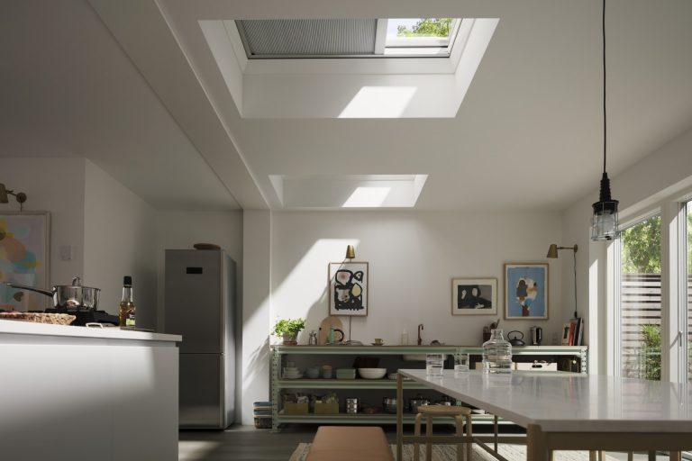 Come gestire finestre e tende da remoto con velux active for Finestre velux tende