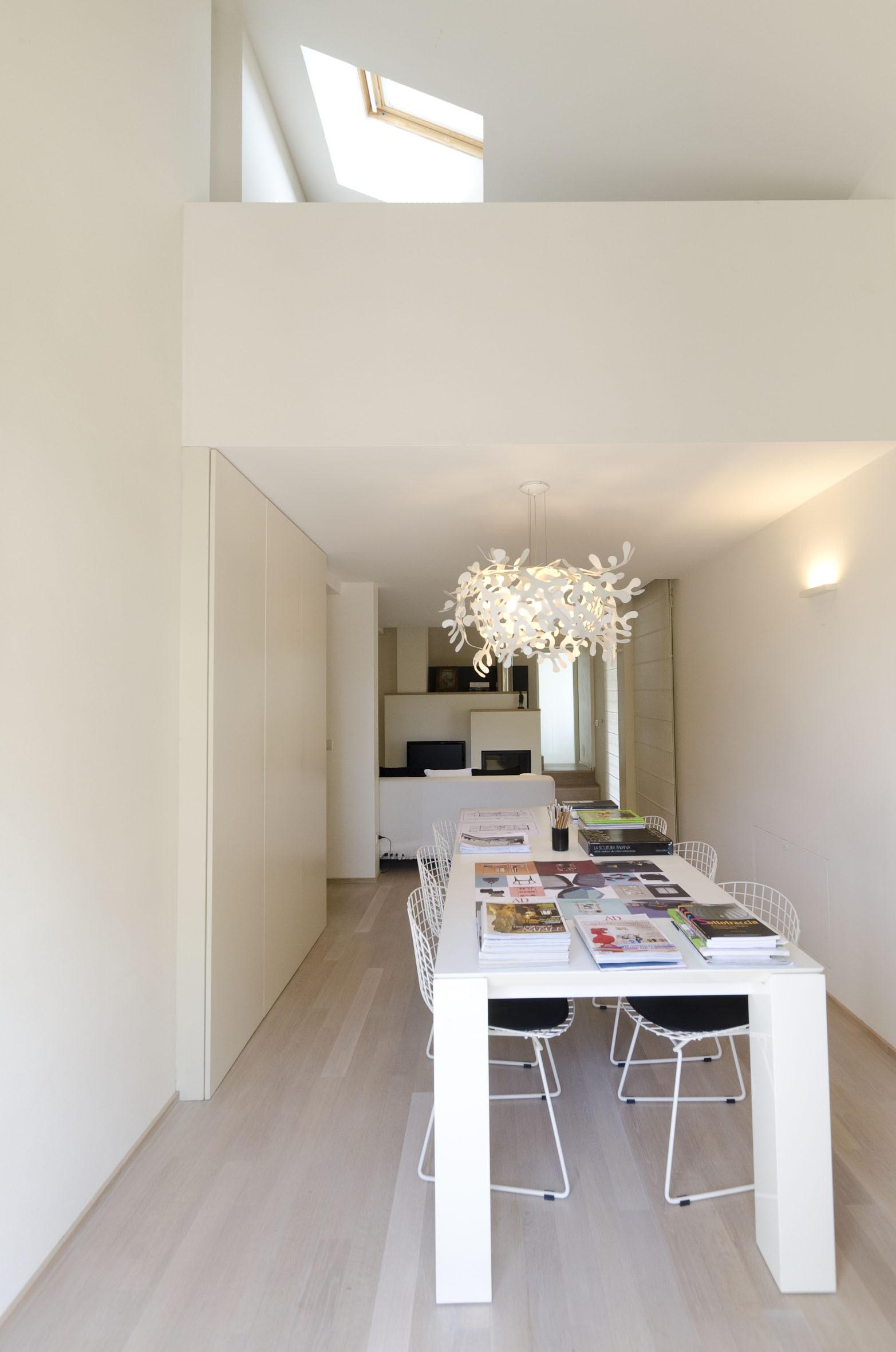 Soppalco con finestra for Finestra mansarda