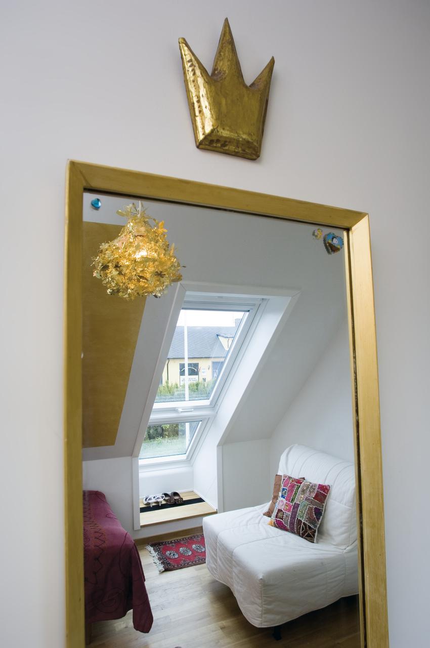 luce riflessa da specchio