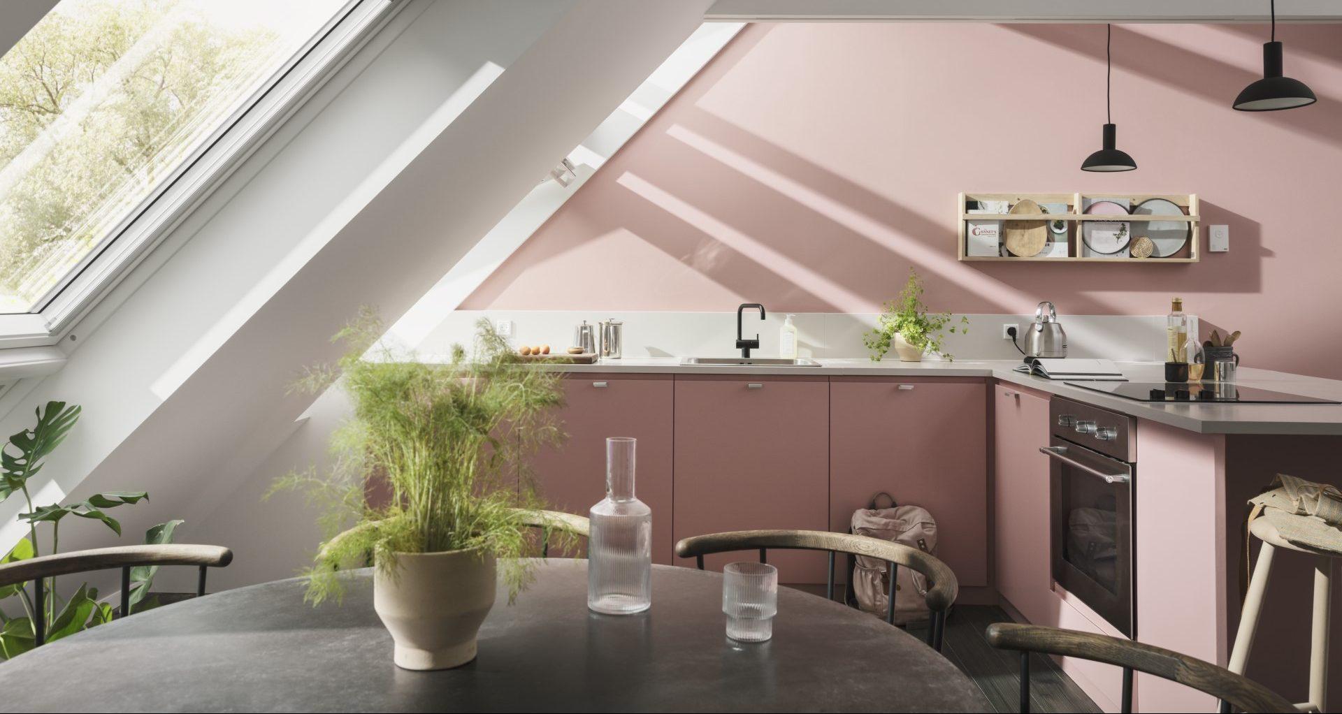 Trasforma la tua cucina in una cucina abitabile mansarda