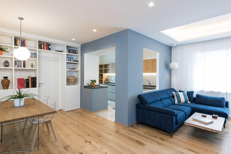 Un appartamento all 39 ultimo piano con finestre per tetti piani - Finestre per tetti piani ...