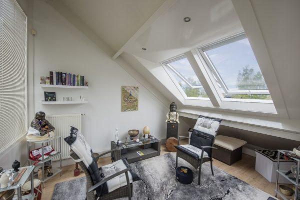 Grandi finestre per la luce