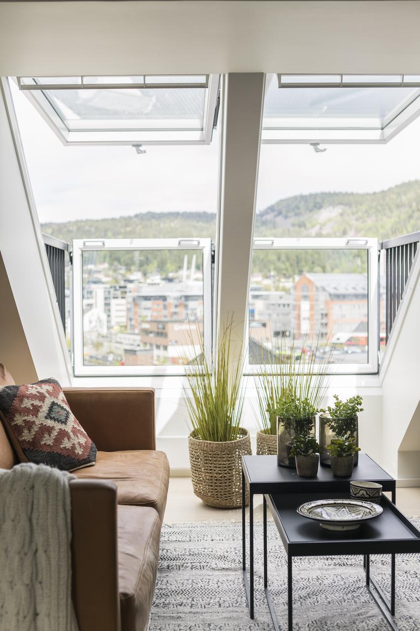 Balcone cabrio for Velux finestre balcone