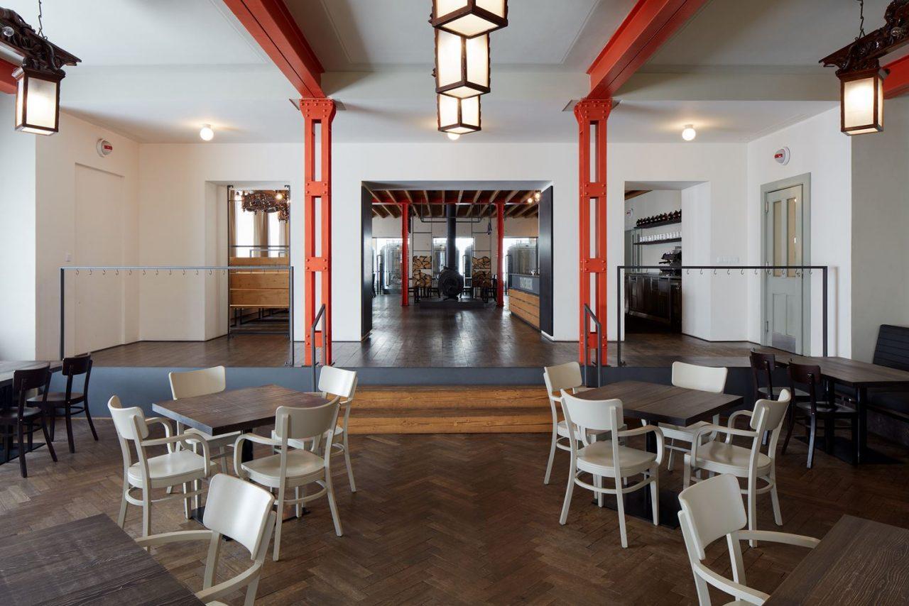 open space sala da pranzo - Mansarda.it