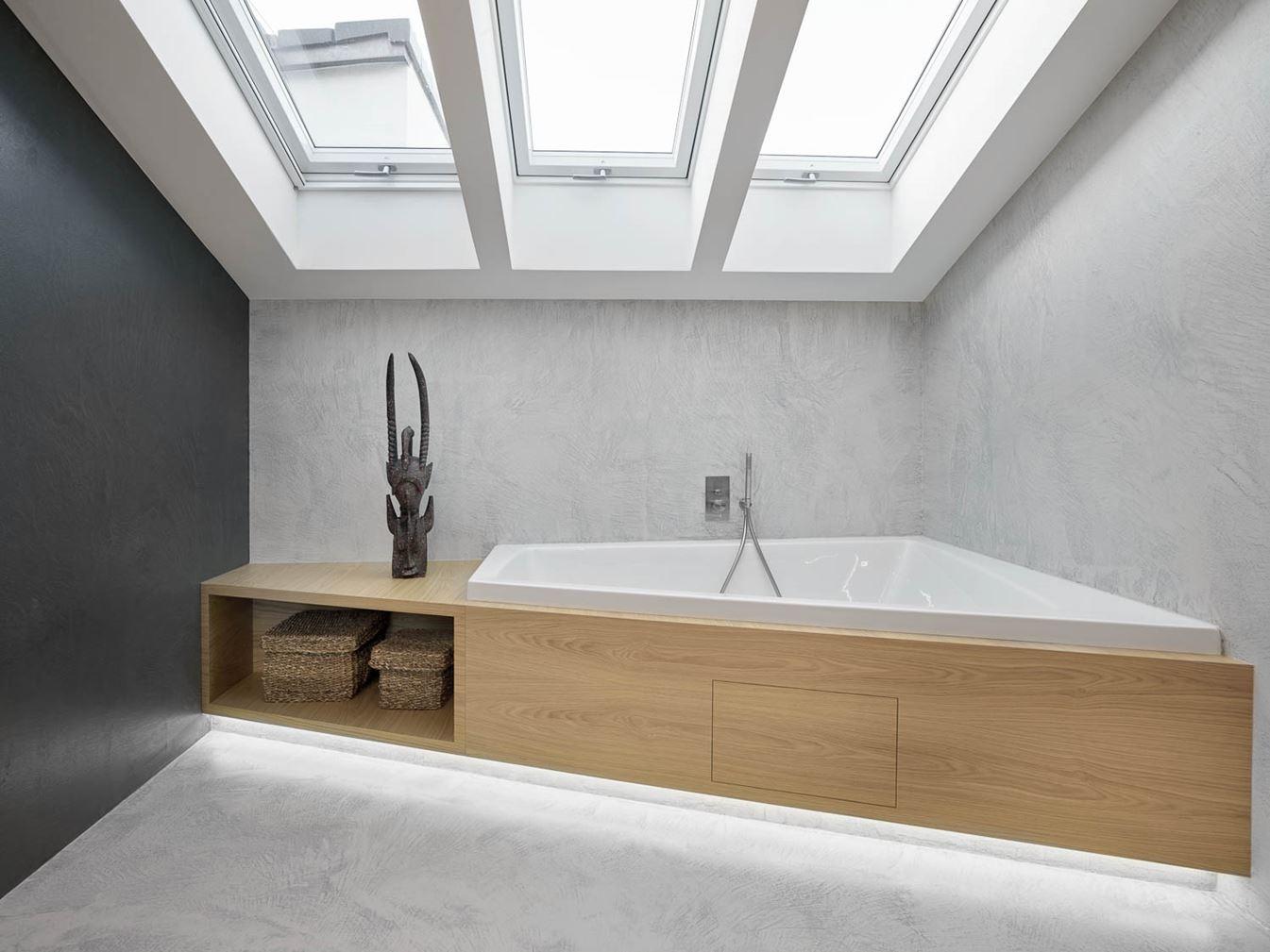 Una casa di lusso con bagno in mansarda mansarda.it