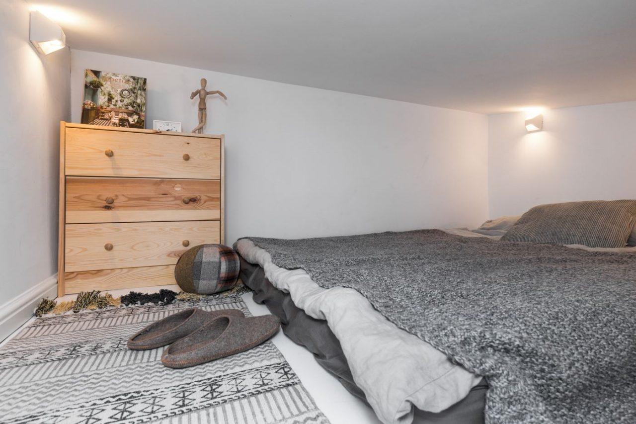 Camera da letto - Soppalco camera da letto ...