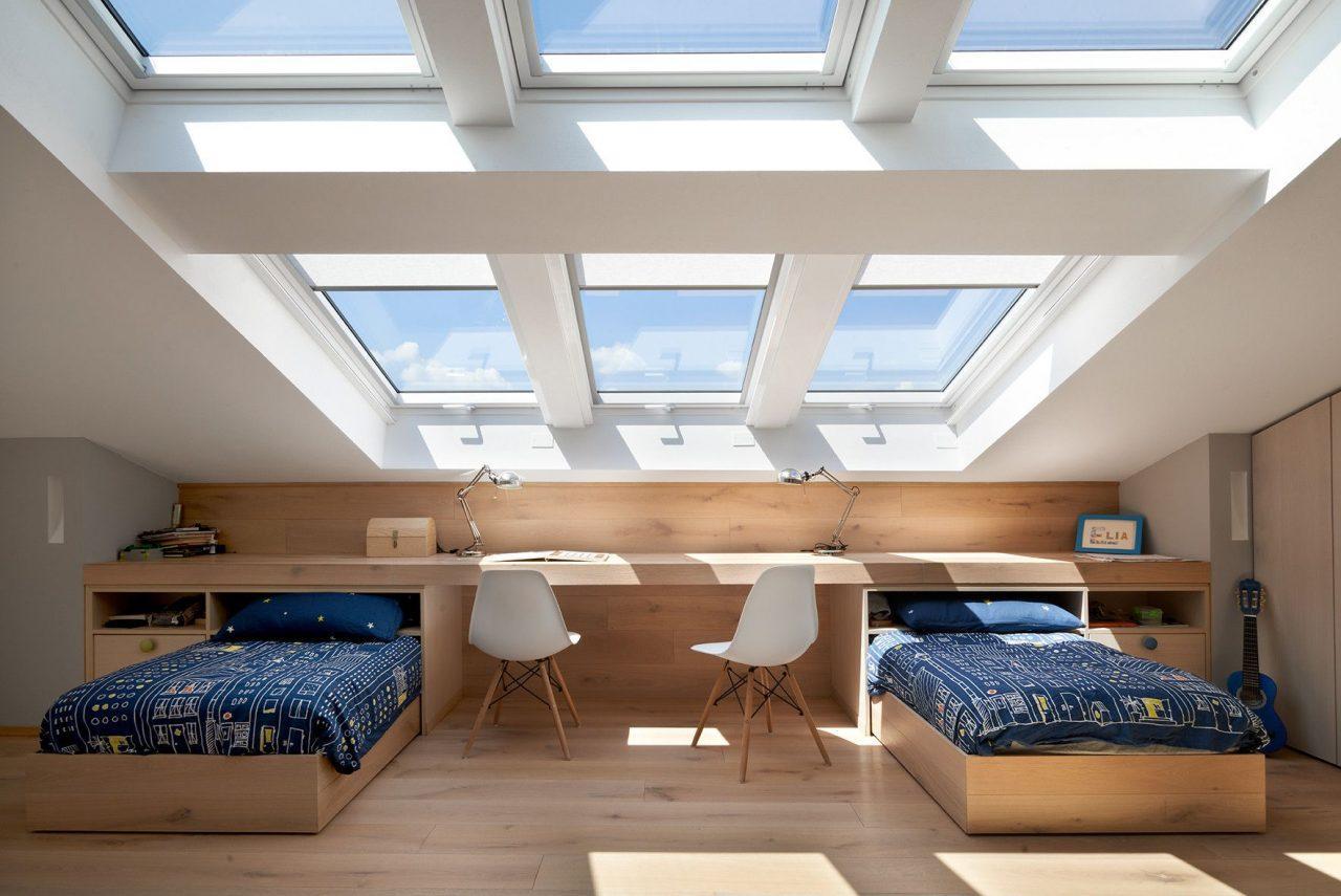 cameretta finestre