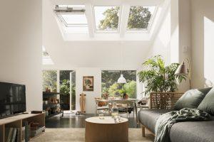 estensione tetto inclinato
