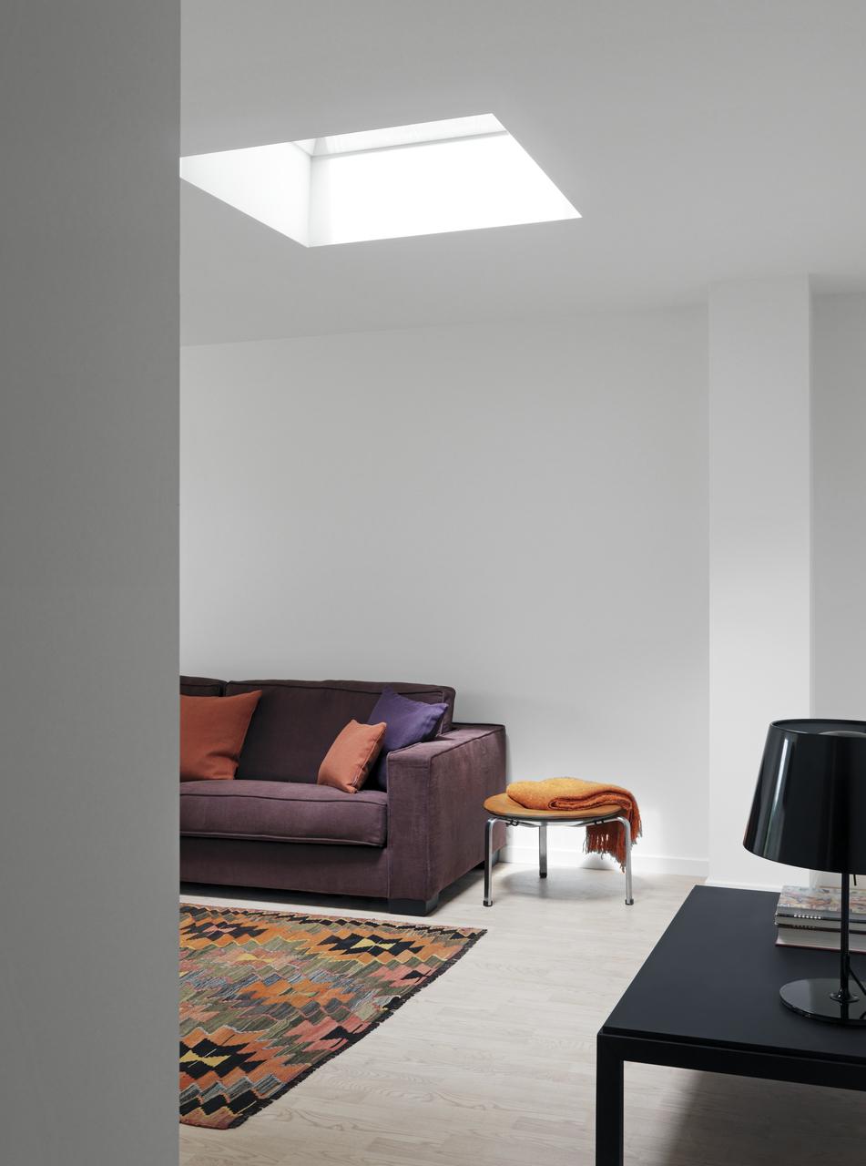 finestra su divano