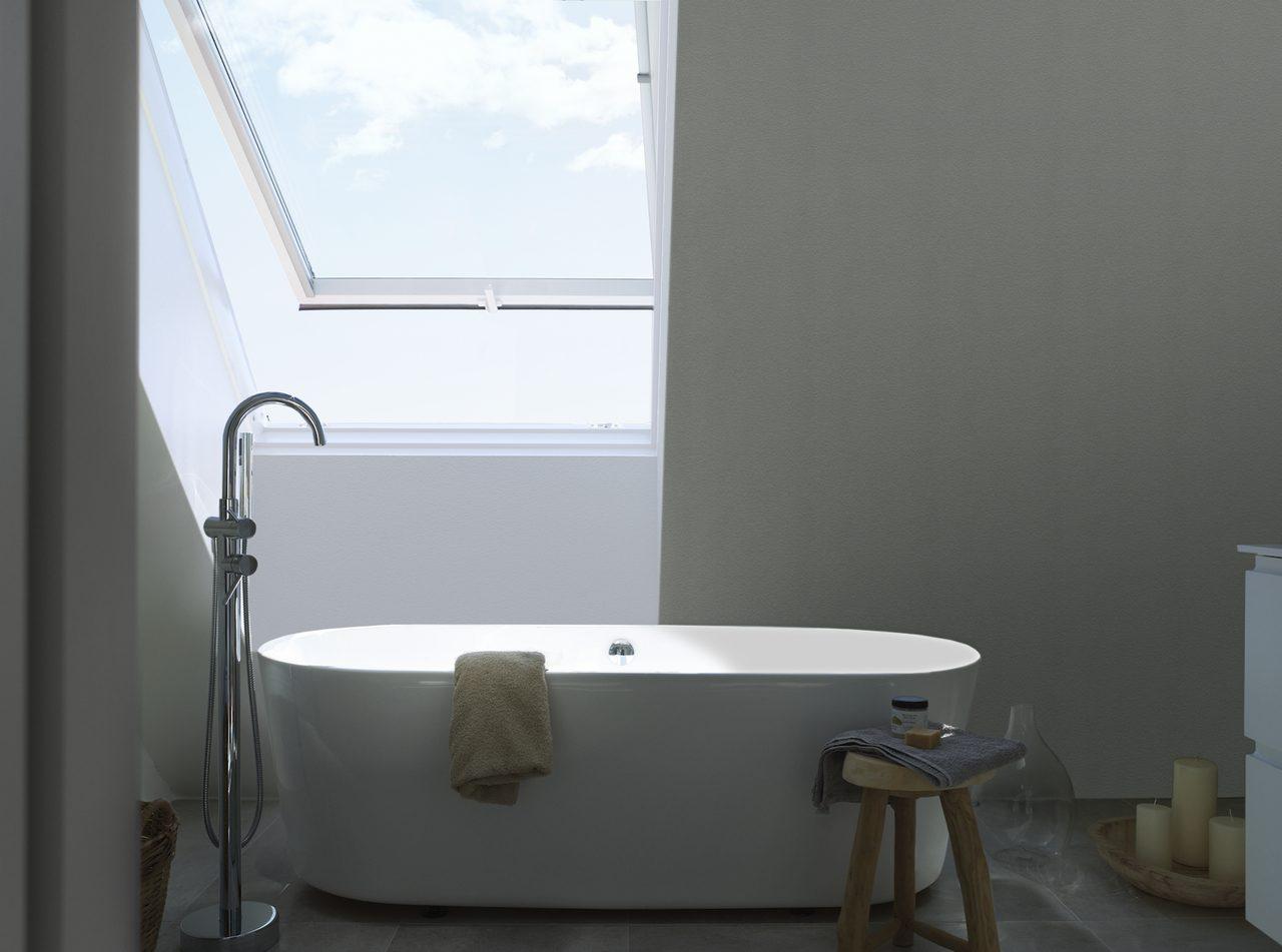 bagno arieggiato