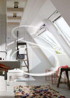 ventilazione bagno