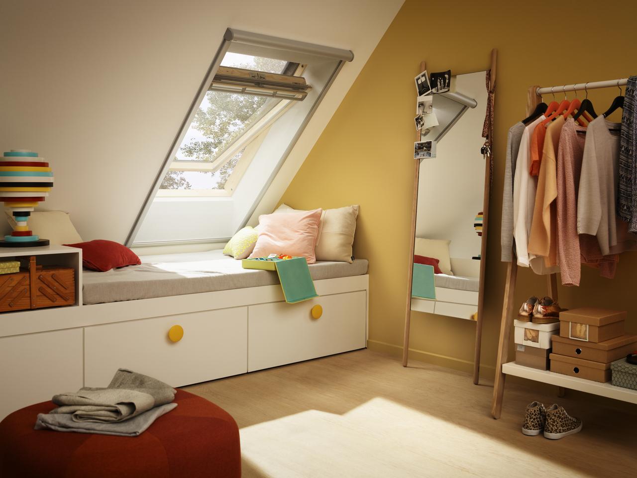 camera con zanzariera