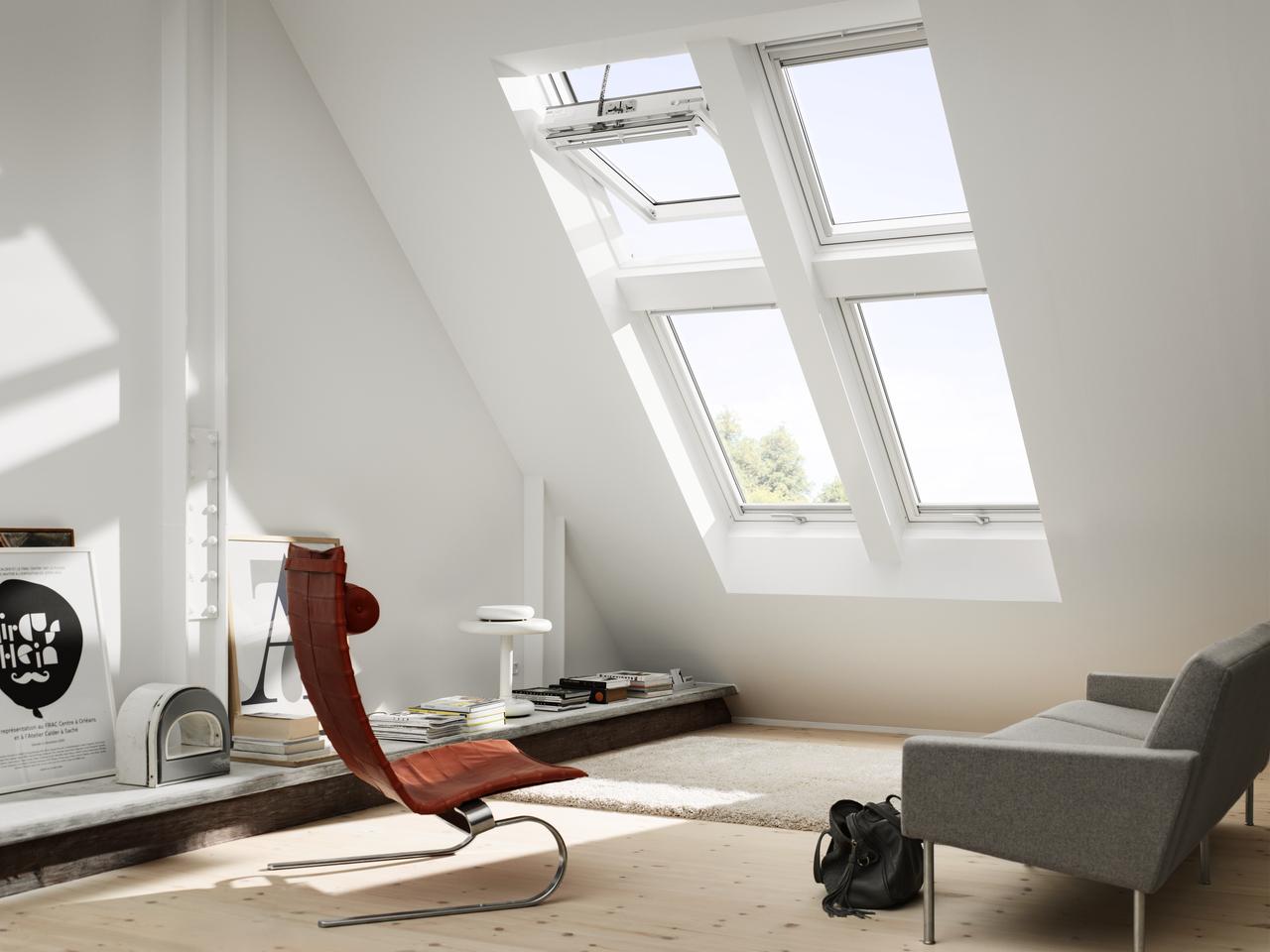 salotto quattro finestre