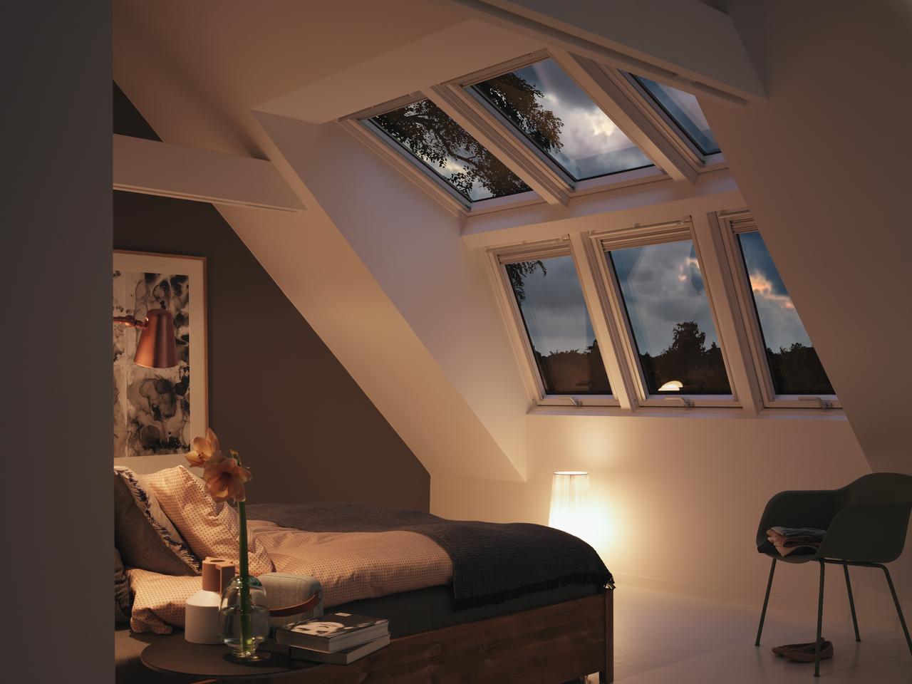 camera di sera