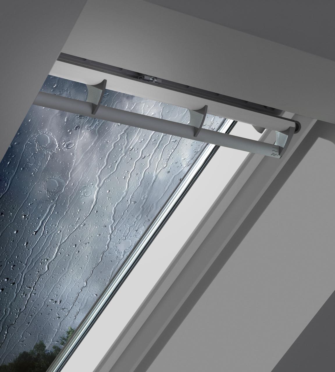 finestra pioggia