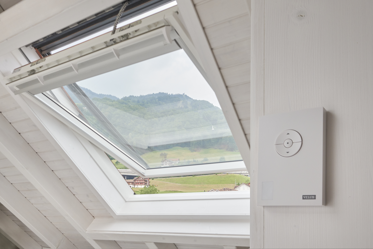 finestra velux active
