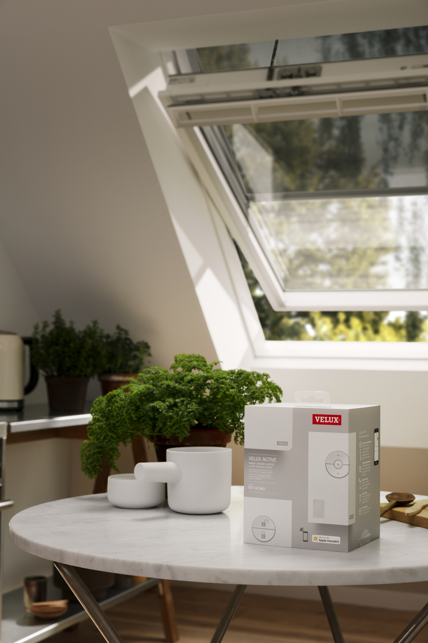 velux active finestra