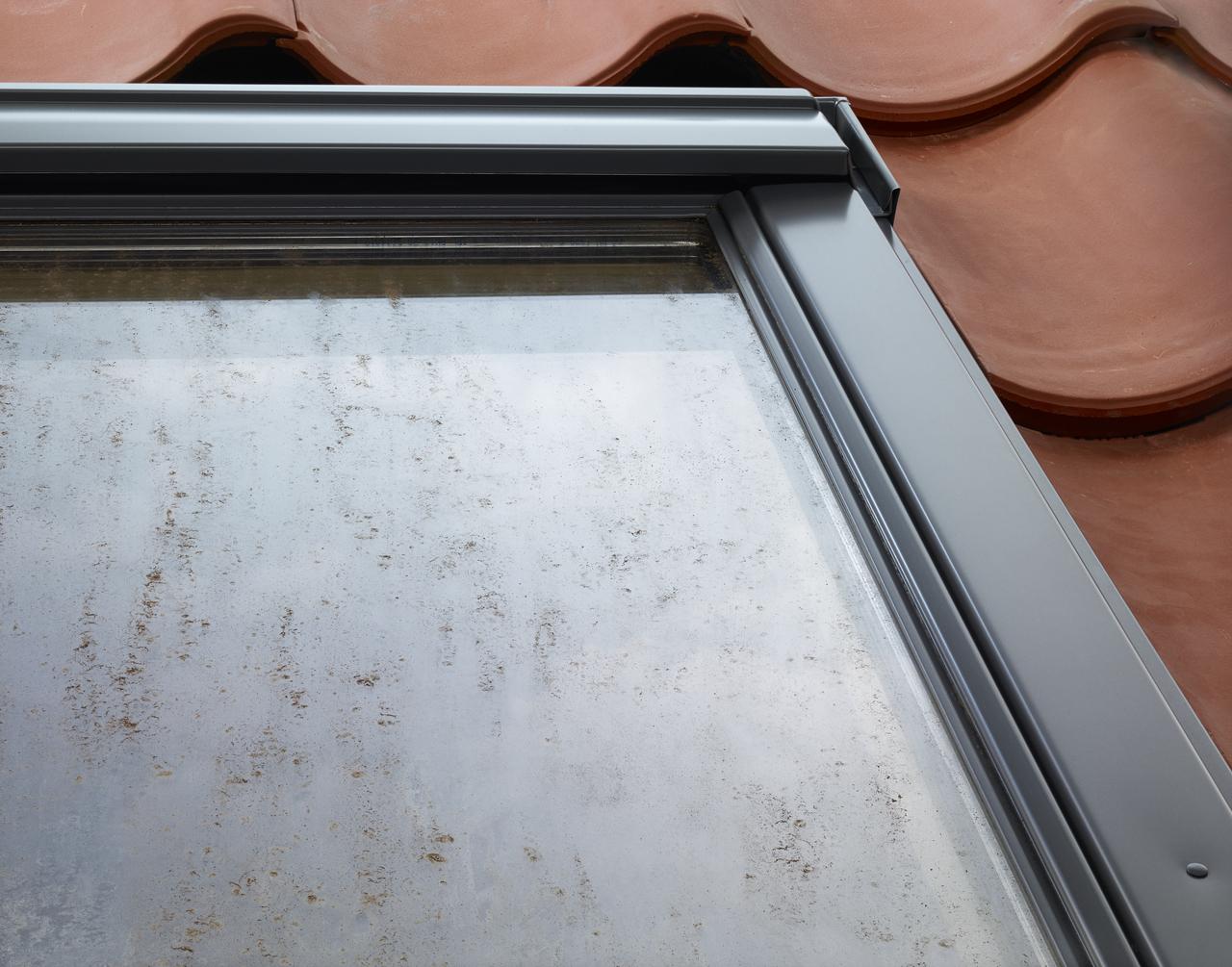 finestra sporca