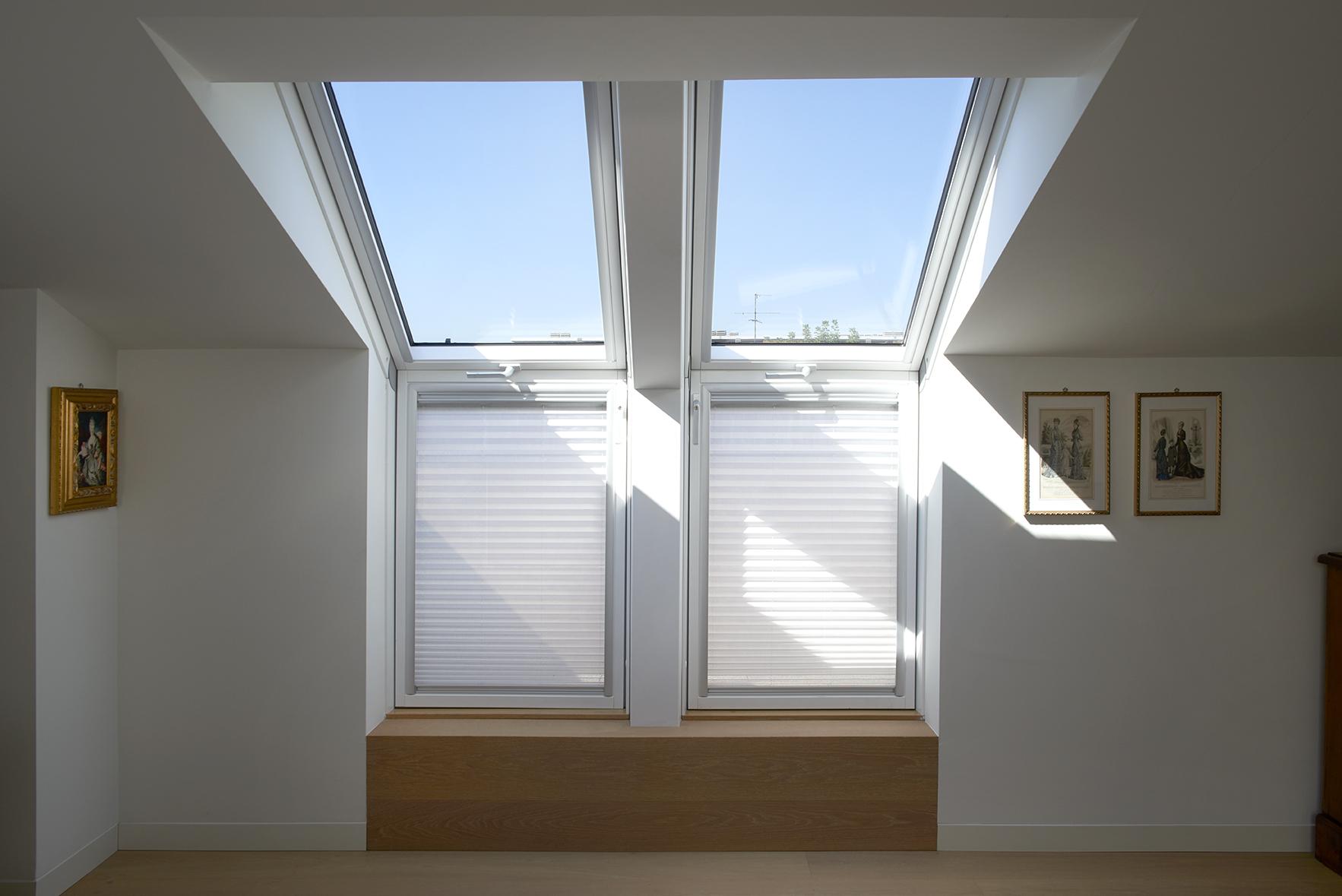 finestre affiancate