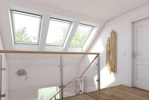 scala con finestre
