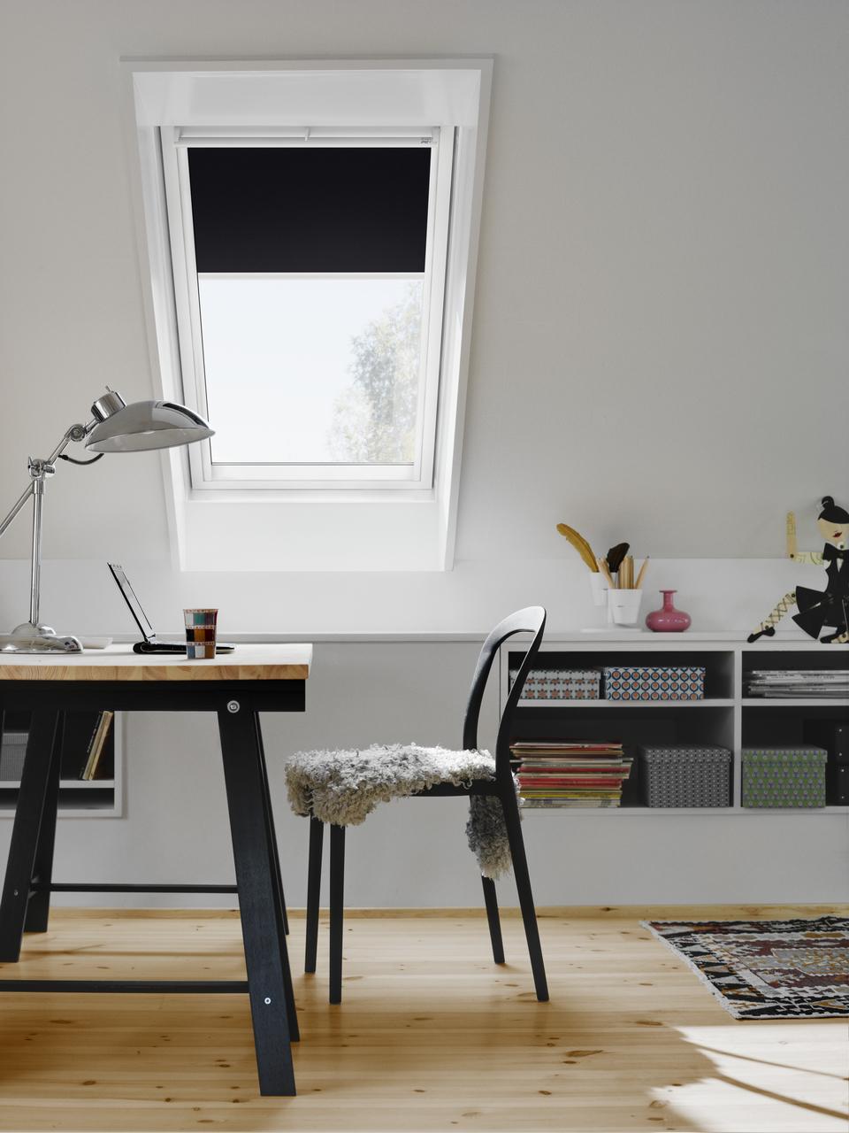 zona studio con finestra