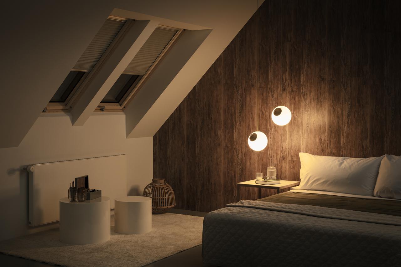 camera di notte
