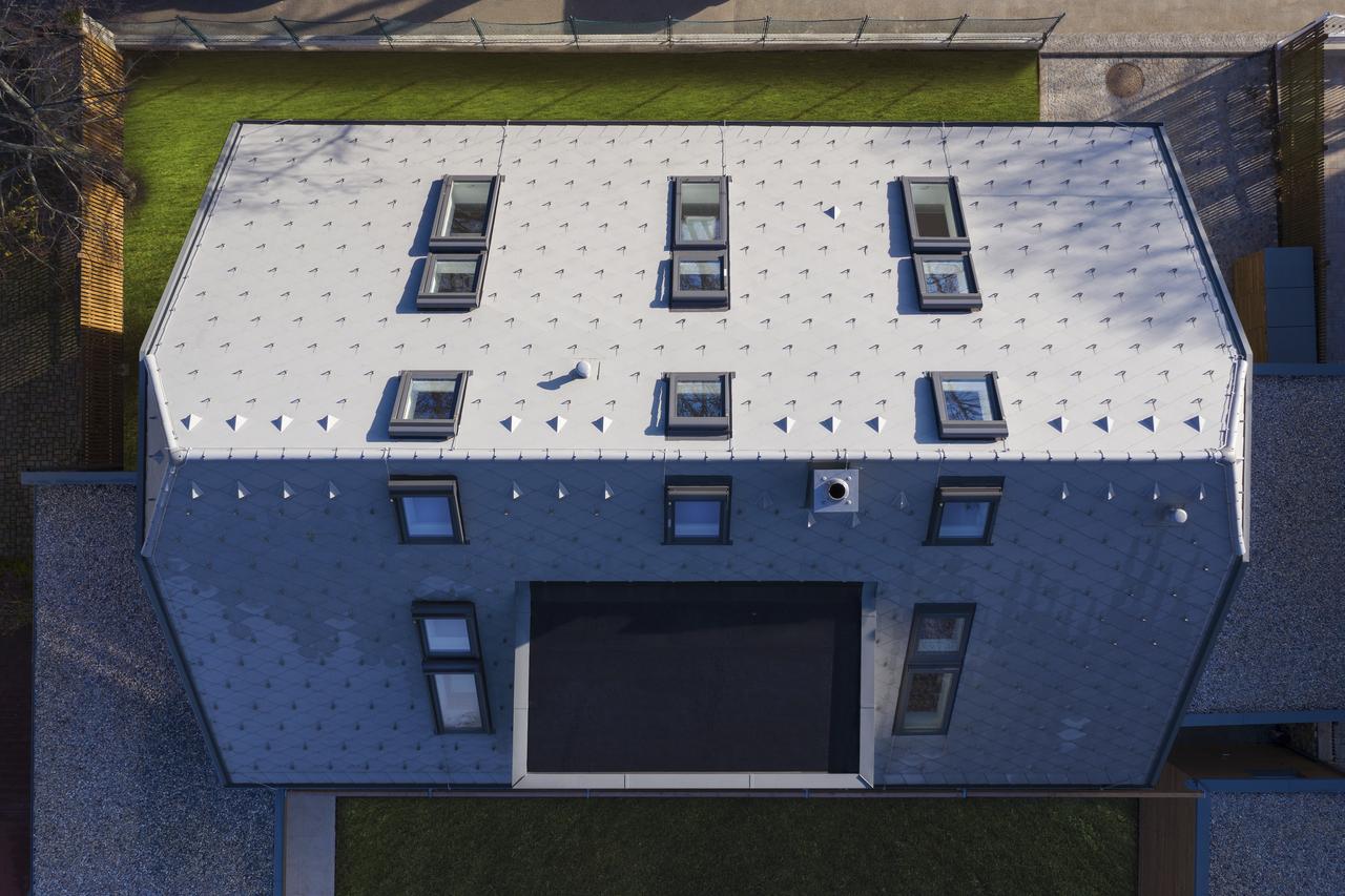 vista del tetto