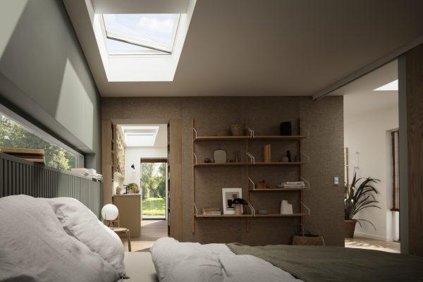 camera da letto ventilazione