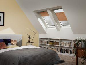 camera con finestre